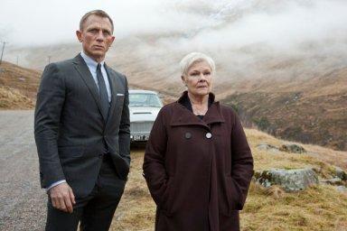 Daniel Craig;Judi Dench
