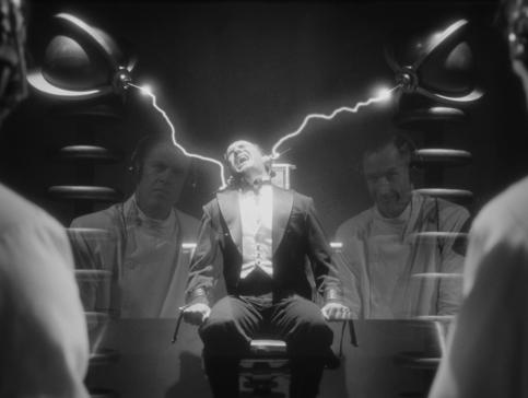 The Artist electroshock