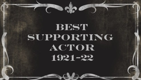 BEST SUPPORTING ACTOR21-22