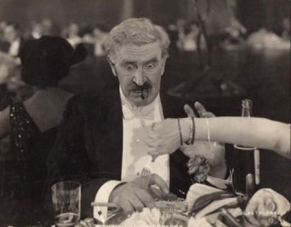 Theodore Roberts as Gordon Bronson in The Affairs of Anatol