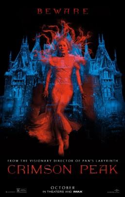 Crimson Peak (2015) poster