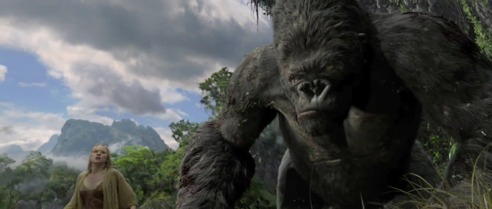 Opinion you Naomi watts king kong seems