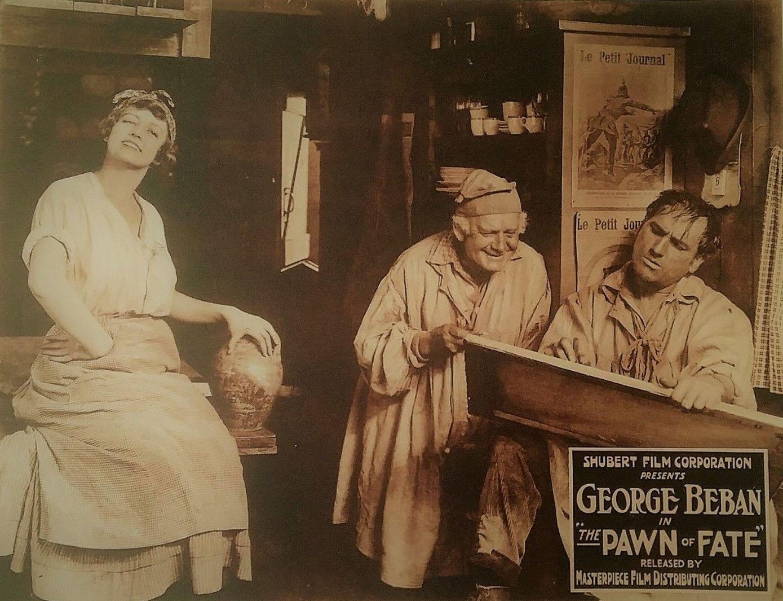 Communication on this topic: Queenie Leonard, doris-pawn/