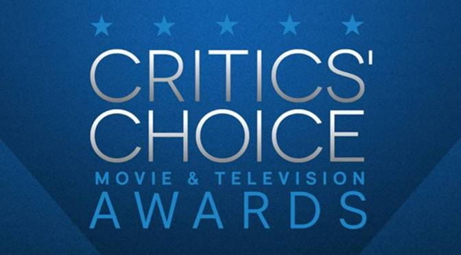 Critics' Choice Winners… 2019