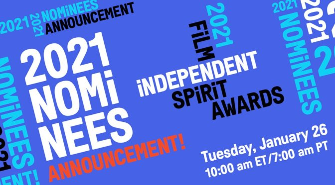 Independent Spirit Award Winners… 2020